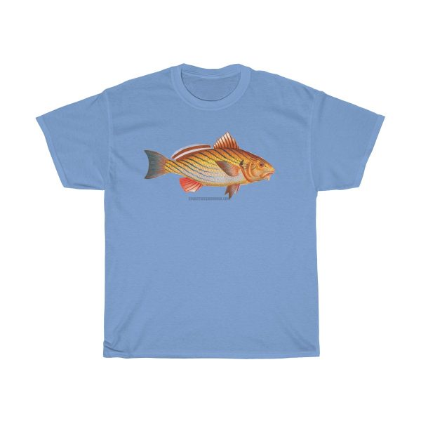 Cool-Angry-Yellow-Fish-T-Shirt-gift