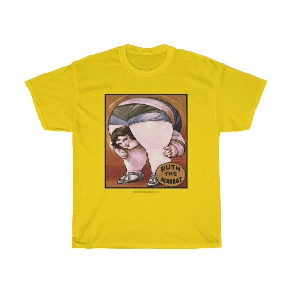 Ruth-the-Famous-Acrobat-Quirky-Circus-T-Shirt
