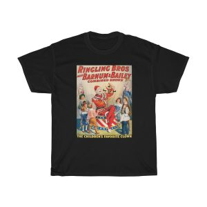 ringling-brothers-clown-vintage-tshirt