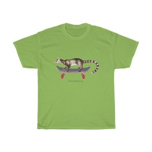Civet-on-Skateboard-T-Shirt-gift-funky-cool