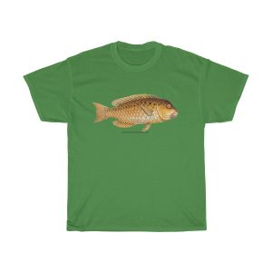 Yellow-Fish-T-Shirt-funny-gift-fisherman