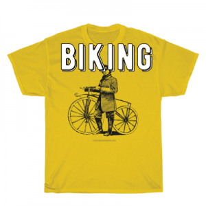 Fun Bicycle T-Shirts