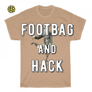 Footbag and HackeySack