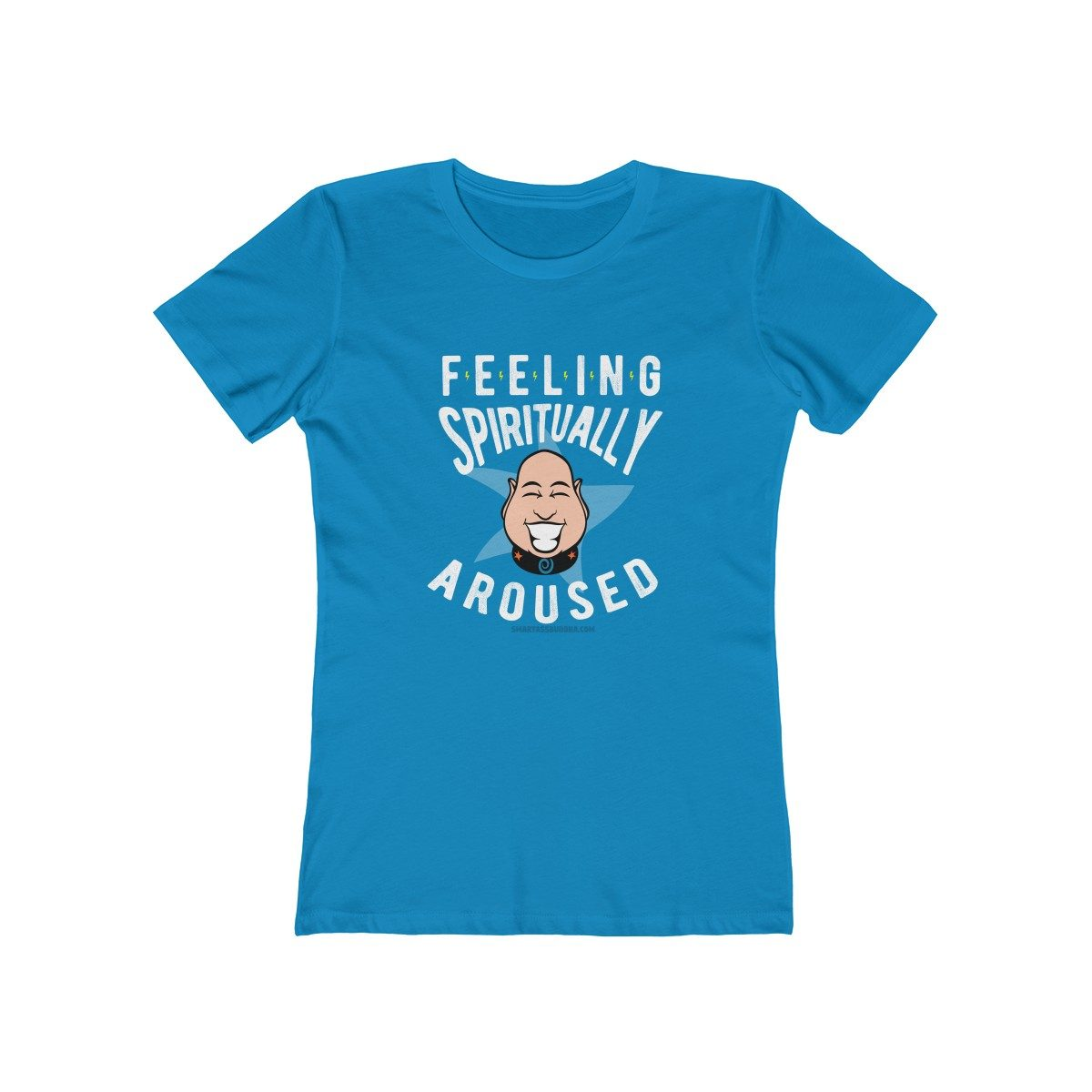 feeling-spiritually-aroused-thsirts-with-sayings-for-women-gift-blue