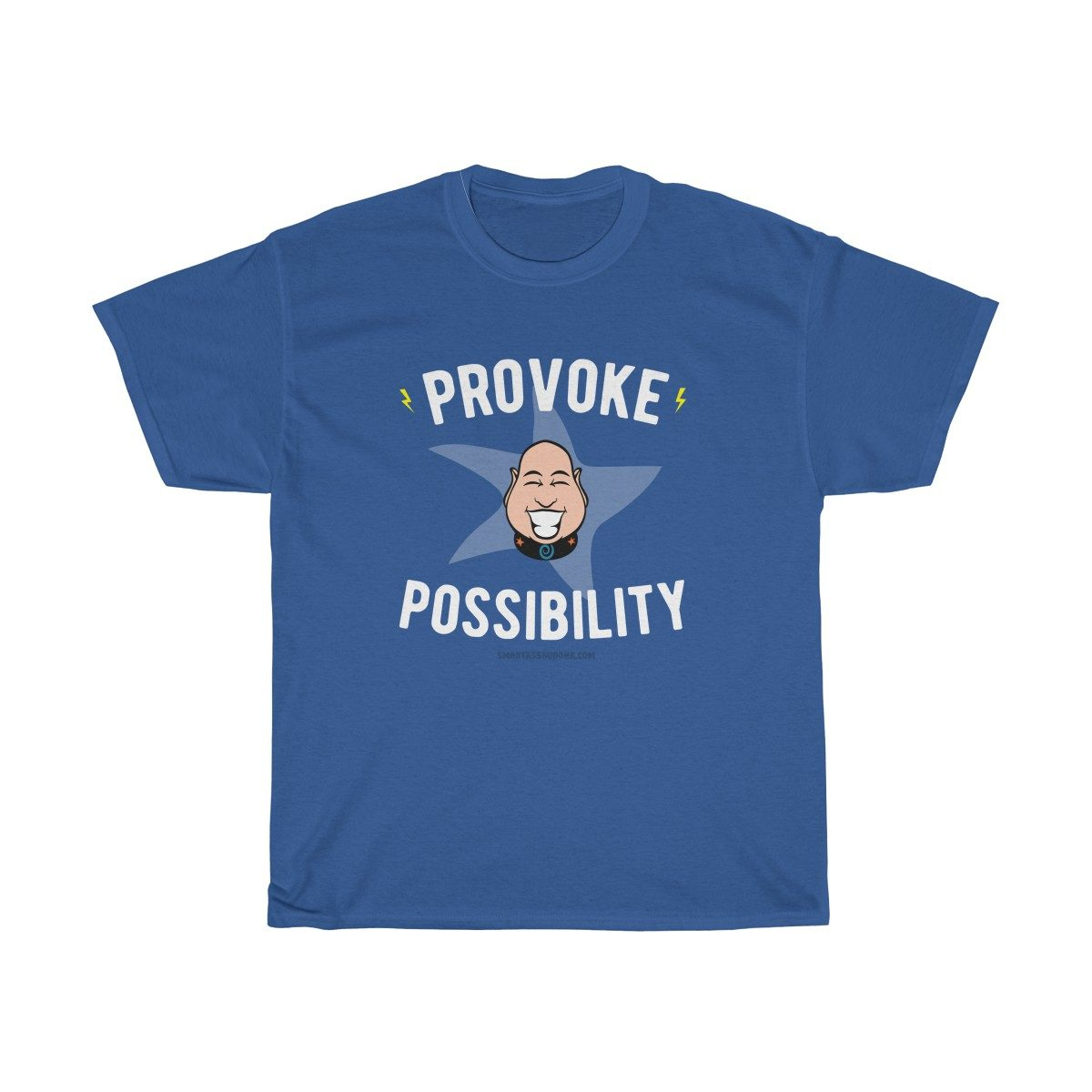 provoke-possibility-motivate-encourage-motivation-inspiration-tshirt-blue