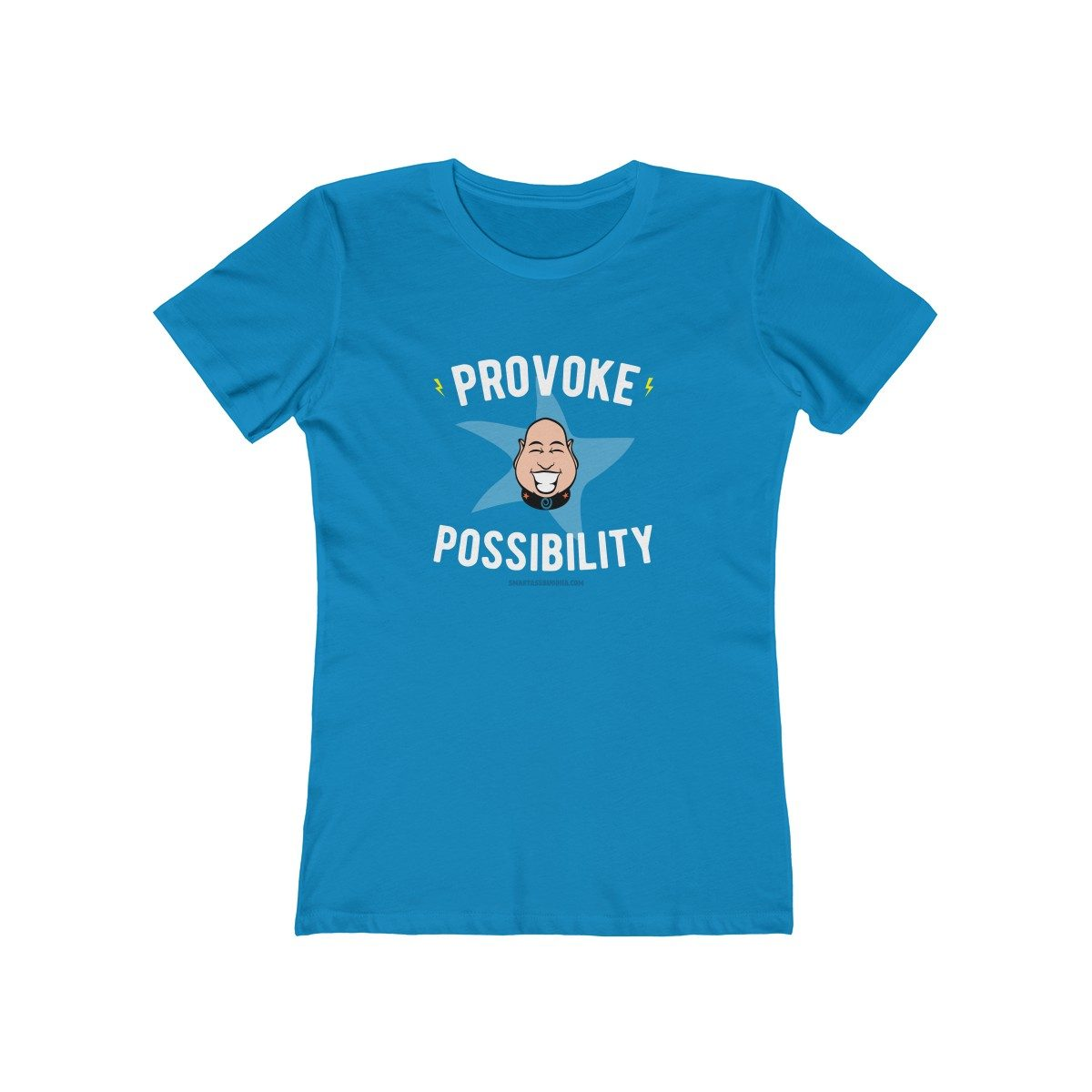 provoke-possibility-empower-tshirts-with-sayings-for-women-cool-gift-blue